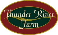 Thunder River Farm Natural Fibers - Logo