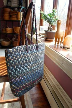 Photo of Knitter's Tote