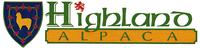 Highland Alpaca - Logo