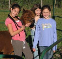 Angela, Summer, Kaitlyn & Kailea