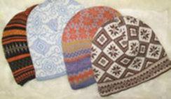 Fleece Lined Skier Hat