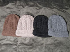 Photo of Hand Knit Cable Hat