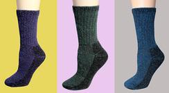 All Terrain Alpaca Socks