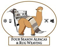 Four Season Alpacas and Rug Weaving - Logo