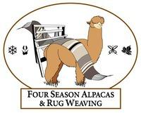 Four Season Alpacas and Rug Weaving - Logo