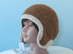 Photo of  100% Alpaca Crocheted Hat