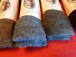 Photo of Ladies loose top Alpaca Sock