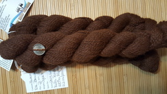 Photo of Huacaya 2ply, Sport Weight Yarn - 00001