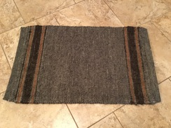 Photo of Hand Woven Alpaca rug