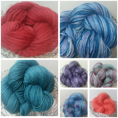 Photo of Suri Alpaca Yarn