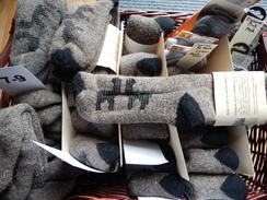 Photo of Extreme Alpaca Socks