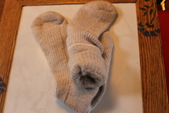 Photo of Light Weight Alpaca Socks