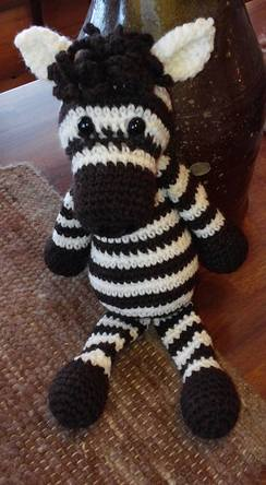 More Crocheted Critters