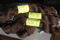 Photo of Mill Yarns - Brown