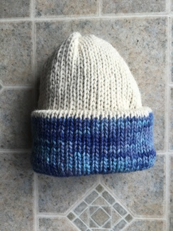 Photo of Reversible Knitted Hat