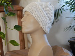 Photo of 100% Alpaca Double Knitted Hat