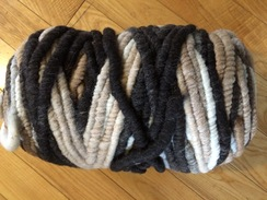Rug Yarn with Cotton Core