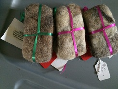 Photo of Alpaca Felted Goat Milk Soap