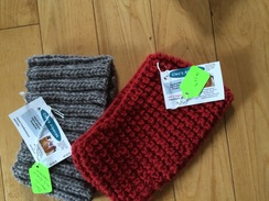 100% Alpaca Headband/Ear warmers