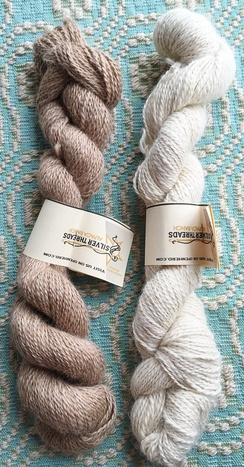 Photo of Natural Suri Alpaca Yarn