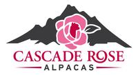 Cascade Rose Alpacas - Logo