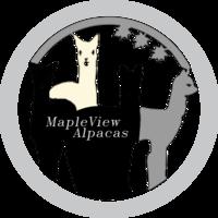MapleView Alpacas - Logo