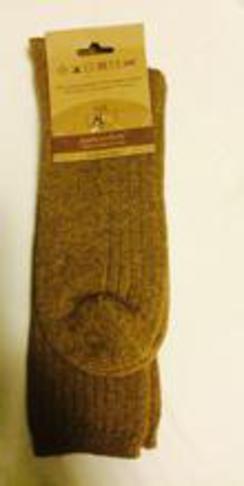 Alpaca Socks Natural Colors
