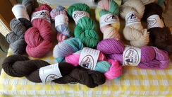Photo of JAF Milled Yarn