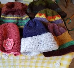Photo of Handcrafted Alpaca Hats