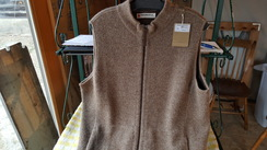 Peruvian Vest by Red Maple