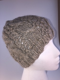 Beautiful Alpaca Hat