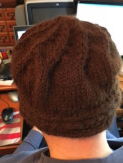 Photo of Handmade - Viking's Cable Hat