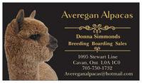 Averegan Alpacas - Logo