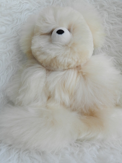 Photo of 12 inch Premium Alpaca Teddy Bear