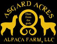 ASGARD ACRES ALPACA FARM, LLC - Logo