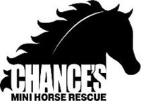 Chance's Mini Horse Rescue - Logo