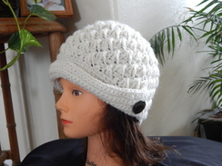 Photo of 100% Alpaca Capucine Hat