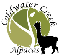 Coldwater Creek Alpacas - Logo