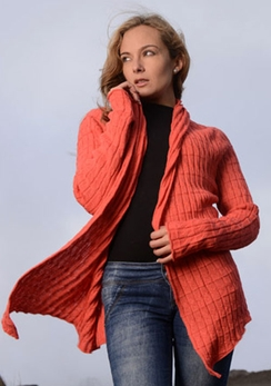 Photo of Clarice Alpaca Cardigan