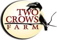 Two Crows Farm Alpacas - Logo