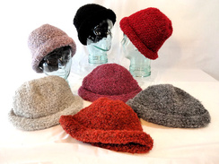 Photo of Boucle Alpaca Hats