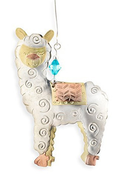 Photo of Whimsical Alpaca Ornament