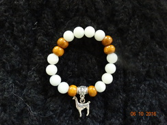 Photo of Pachamama Alpaca Calming Bracelet