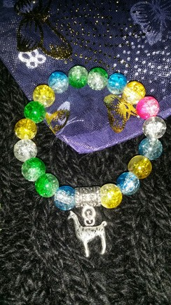 Photo of Kid's Alpaca Bracelet