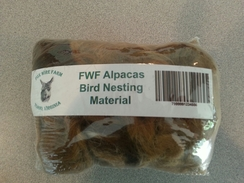 Photo of FWF Alpacas  Bird Nesting Material