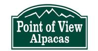 Point of View Alpacas - Logo