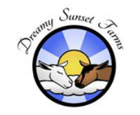 Dreamy Sunset Farm - Logo