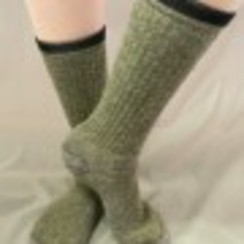 Photo of America's Alpaca Hiker Socks