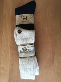 Photo of Alpaca Socks - Therapeutic (Diabetic)