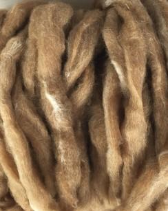 Photo of Baby Alpaca Roving Fawn